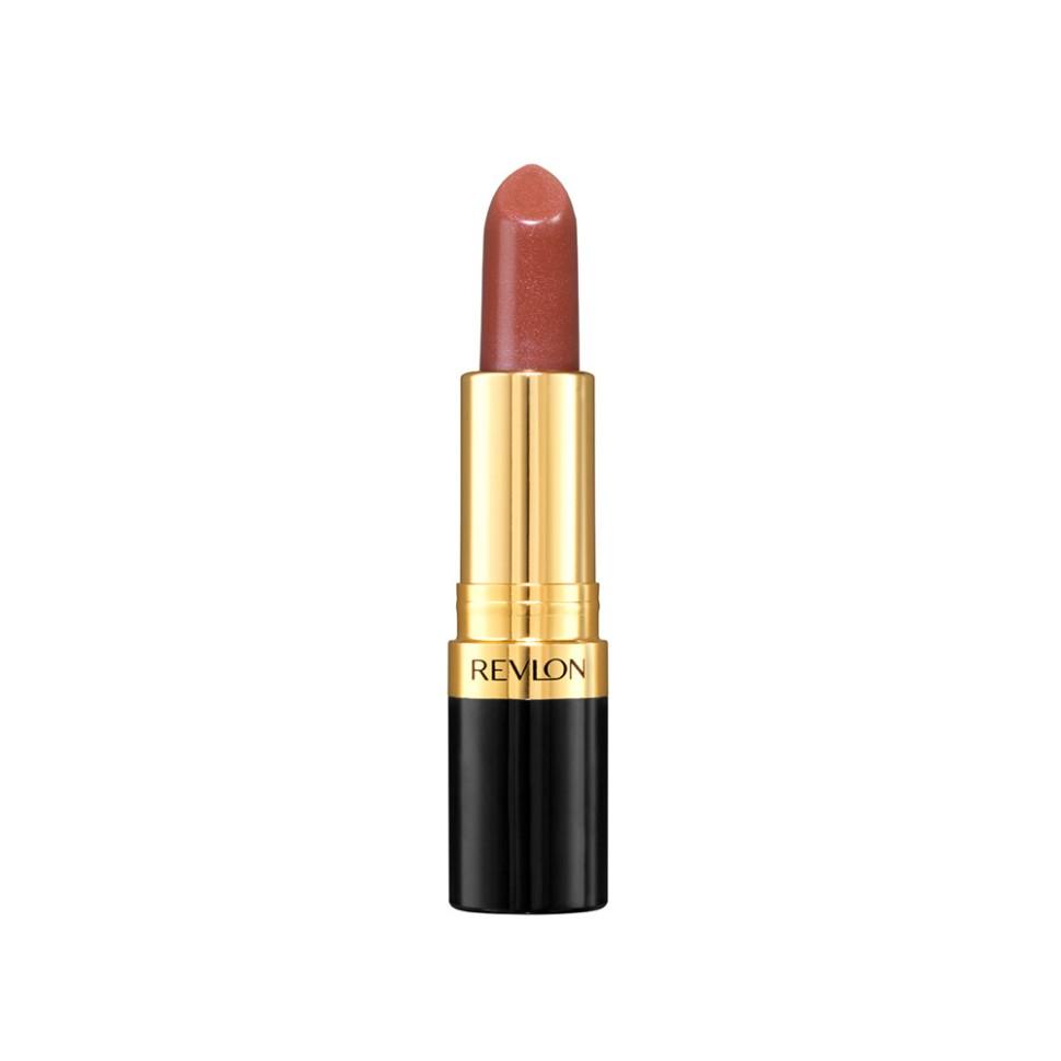 Revlon Помада для губ Super Lustrous Lipstick (245 Smoky rose)Revlon<br>Помада с повышенным блеском Revlon Super Lustrous является классической цветной помадой Revlon. Идеальное покрытие - глубокий цвет и насыщенная текстура. Атласно-гладкая, мягкая формула с использованием шёлка, обогащена увлажняющими компонентами. Устойчивый цвет.Способ применения:<br>аккуратно нанести на губы<br>Состав:<br>TRIOCTYLDODECYL CITRATE, OZOKERITE, POLYBUTENE, ETHYLHEXYL PALMITATE, OCTYLDODECYL NEOPENTANOATE, PENTAERYTHRITYL TETRAISOSTEARATE, CAPRYLIC/CAPRIC TRIGLYCERIDE, Cl0-30 CHOLESTEROL/LANOSTEROL ESTERS, BIS-DIGLYCERYL POLYACYLADIPATE-2, PARAFFIN, CERA MICROCRISTALLINA ((MICROCRYSTALLINE WAX) CIRE MICROCRYSTALLINE), SYNTHETIC WAX, SILICA, BENZOIC ACID, SERICA ((SILK POWDER) POUDRE DE SOIE), POLYETHYLENE, ETHYLENE/PROPYYLENE COPOLYMER, BHT, TOCOPHERYL ACETATE, PENTAERYTHRITYL TETRAETHYLHEXANOATE, ALOE BARBADENSIS LEAF EXTRACT, ASCORBYL PALMITATE, CALCIUM SODIUM BOROSILICATE, SYNTHETIC FLUORPHLOGOPITE, PALMITIC ACID, MICA (C.I.# 77019), TITANIUM DIOXIDE (C.I.# 77891), YELLOW 5 LAKE (C.I.# 19140), RED 7 LAKE (C.I.# 15850), RED IRON OXIDE (CI77491), BLACK IRON OXIDE (CI 77499)<br><br>Вес г: 53<br>Бренд : Revlon<br>Объем мл: 19<br>Упаковка помады : футляр (выдвижная)<br>Текстура помады : глянцевая<br>Свойства помады : увлажняющая<br>Вид помады : классическая<br>Страна производитель : СОЕДИНЕННЫЕ ШТАТЫ АМЕРИКИ