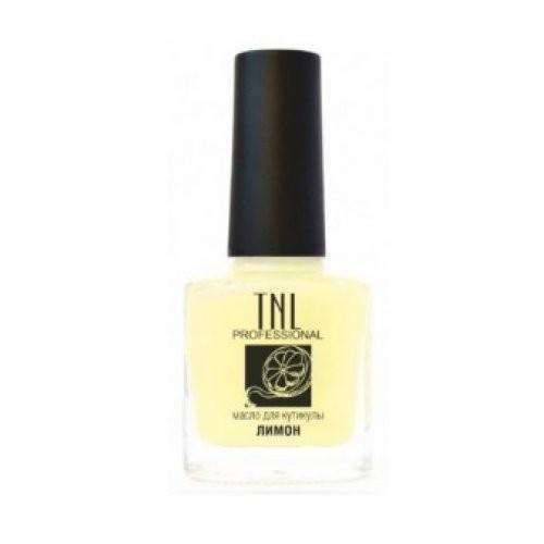 TNL Масло для кутикулы лимон 10 мл.TNL<br>Витаминизированное масло для кутикулы с изысканным и нежным ароматом лимона. Применяйте его для питания кутикулы и околоногтевой кожи.<br><br>Вес г: 10<br>Бренд: TNL<br>Объем мл: 10