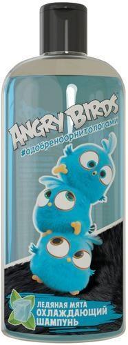 Angry Birds Шампунь охлаждающий для всех типов волос Ледяная мята Синяя птица ДжейAngry Birds<br>Испытай самый бодрящий шампунь из коллекции… ЛЕДЯНАЯ МЯТА… Бодрящий ментол и мята дадут новым заряд энергии твоим волосам.<br>Охлаждающий шампунь с ментолом и перечной мятой нормализует рН - баланс кожи головы, мягко тонизируя ее, что обеспечивает волосам полноценное питание. Ментол, в сочетании с эфирными маслами лайма и лимона, придает бодрость, улучшает настроение и дарит чувство легкой прохлады.<br>Применение: нанести массажными движениями на влажные волосы, смыть большим количеством воды.<br><br>Вес г: 300<br>Бренд : Angry Birds<br>Объем мл: 250<br>Страна производитель : Россия