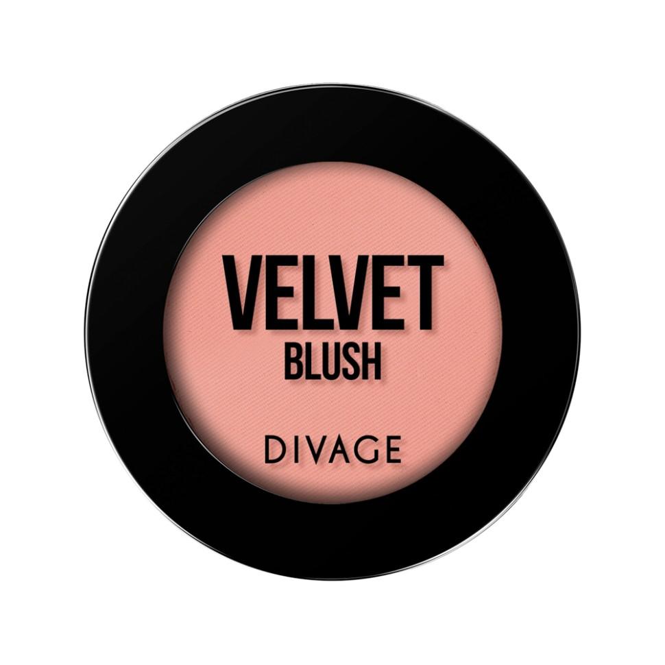 Divage Румяна компактные Velvet (№8701)Divage<br>Румяна VELVET - это естественный оттенок утренней свежести, придающий лицу сияющий и отдохнувший вид. Румяна с деликатным матовым эффектом создают максимально естественный образ. Формула с мелкодисперсной текстурой не перегружает макияж. Стойкий цветовой пигмент сохраняется в течение всего дня. Палитра из четырёх оттенков позволяет использовать этот продукт как для придания легкого румянца, так и для коррекции овала лица.<br>Свежий, нежный или насыщенный игривый румянец - вот что делает наше лицо по-настоящему светящимся! Больше всего свежести макияжу придадут персиковые и розовые оттенки. Если твоя кожа имеет тёплый бежевый или золотистый оттенок, выбирай персиковую палитру румян. Розовый румянец больше подойдет девушкам с холодным оттенком кожи. Цветные румяна наноси по центру щеки, совершая мягкие круговые движения кистью. Коричневые и бронзовые цвета можно использовать в качестве корректирующих румян, накладывая их в зону скулы и по контуру лица<br>Состав:<br>Состав/Ingredients: Talk, Zea Mays Starch (Zea Mays (Corn) Starch), Zinc Stearate, CI 77491 (Iron Oxides), Dimethicone, Pentaerythrityl Tetraisostearate, CI 77891 (Titanium Dioxide), Octyldodecyl Stearoyl Stearate, Silica, Nylon-12, Potassium Sorbate, Chlorphenesin, Diisostearyl Malate, Argania Spinosa Kernel Oil, HDI/Trimethylol Hexyllactone Crosspolymer,. Может содержать: CI 19140 (Yellow 5 Lake), CI 15850 (Red 7 Lake), CI 77742 (Manganese Violet), CI 77492 (Iron Oxides), CI 77499 (Iron Oxides), CI 77007 (Ultramarines), CI 45380 (Red 22 Lake), CI 42090 (Blue 1 Lake), Tin Oxide, Mica.   Страна происхождения массы: Италия.  Изготовитель: ООО СКП, 109202, Россия, г.Москва, шоссе Фрезер д. 17А, стр.5.  Наименование и местонахождение организации, уполномоченной изготовителем на принятие претензий от потребителя в России: ООО Диваж-Столица, 142784, г.Москва, поселение Московский, поселок Ульяновского лесопарка, владение 1, тел. 8(495)771-60-06/ 8(495)771-67-70, e