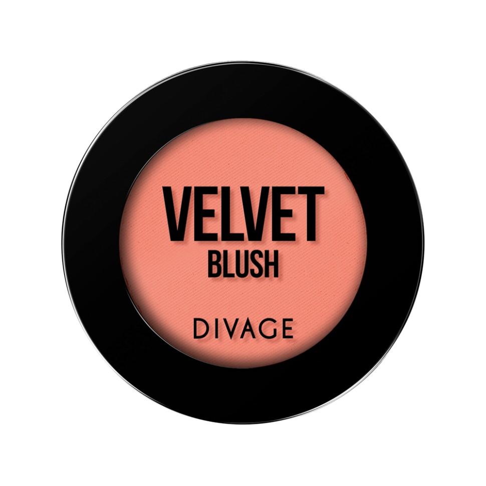 Divage Румяна компактные Velvet (№8703)Divage<br>Румяна VELVET - это естественный оттенок утренней свежести, придающий лицу сияющий и отдохнувший вид. Румяна с деликатным матовым эффектом создают максимально естественный образ. Формула с мелкодисперсной текстурой не перегружает макияж. Стойкий цветовой пигмент сохраняется в течение всего дня. Палитра из четырёх оттенков позволяет использовать этот продукт как для придания легкого румянца, так и для коррекции овала лица.<br>Свежий, нежный или насыщенный игривый румянец - вот что делает наше лицо по-настоящему светящимся! Больше всего свежести макияжу придадут персиковые и розовые оттенки. Если твоя кожа имеет тёплый бежевый или золотистый оттенок, выбирай персиковую палитру румян. Розовый румянец больше подойдет девушкам с холодным оттенком кожи. Цветные румяна наноси по центру щеки, совершая мягкие круговые движения кистью. Коричневые и бронзовые цвета можно использовать в качестве корректирующих румян, накладывая их в зону скулы и по контуру лица<br>Состав:<br>Состав/Ingredients: Talk, Zea Mays Starch (Zea Mays (Corn) Starch), Zinc Stearate, CI 77491 (Iron Oxides), Dimethicone, Pentaerythrityl Tetraisostearate, CI 77891 (Titanium Dioxide), Octyldodecyl Stearoyl Stearate, Silica, Nylon-12, Potassium Sorbate, Chlorphenesin, Diisostearyl Malate, Argania Spinosa Kernel Oil, HDI/Trimethylol Hexyllactone Crosspolymer,. Может содержать: CI 19140 (Yellow 5 Lake), CI 15850 (Red 7 Lake), CI 77742 (Manganese Violet), CI 77492 (Iron Oxides), CI 77499 (Iron Oxides), CI 77007 (Ultramarines), CI 45380 (Red 22 Lake), CI 42090 (Blue 1 Lake), Tin Oxide, Mica.   Страна происхождения массы: Италия.  Изготовитель: ООО СКП, 109202, Россия, г.Москва, шоссе Фрезер д. 17А, стр.5.  Наименование и местонахождение организации, уполномоченной изготовителем на принятие претензий от потребителя в России: ООО Диваж-Столица, 142784, г.Москва, поселение Московский, поселок Ульяновского лесопарка, владение 1, тел. 8(495)771-60-06/ 8(495)771-67-70, e