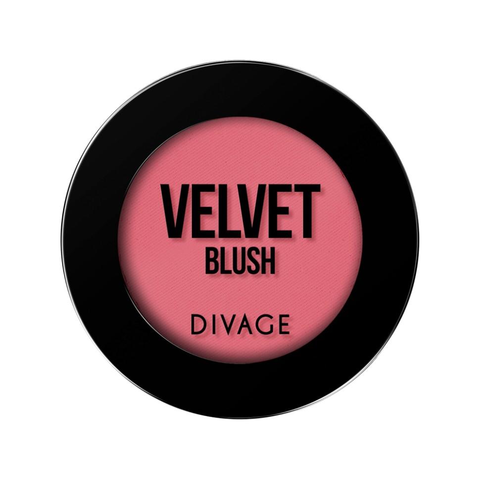 Divage Румяна компактные Velvet (№8704)Divage<br>Румяна VELVET - это естественный оттенок утренней свежести, придающий лицу сияющий и отдохнувший вид. Румяна с деликатным матовым эффектом создают максимально естественный образ. Формула с мелкодисперсной текстурой не перегружает макияж. Стойкий цветовой пигмент сохраняется в течение всего дня. Палитра из четырёх оттенков позволяет использовать этот продукт как для придания легкого румянца, так и для коррекции овала лица.<br>Свежий, нежный или насыщенный игривый румянец - вот что делает наше лицо по-настоящему светящимся! Больше всего свежести макияжу придадут персиковые и розовые оттенки. Если твоя кожа имеет тёплый бежевый или золотистый оттенок, выбирай персиковую палитру румян. Розовый румянец больше подойдет девушкам с холодным оттенком кожи. Цветные румяна наноси по центру щеки, совершая мягкие круговые движения кистью. Коричневые и бронзовые цвета можно использовать в качестве корректирующих румян, накладывая их в зону скулы и по контуру лица<br>Состав:<br>Состав/Ingredients: Talk, Zea Mays Starch (Zea Mays (Corn) Starch), Zinc Stearate, CI 77491 (Iron Oxides), Dimethicone, Pentaerythrityl Tetraisostearate, CI 77891 (Titanium Dioxide), Octyldodecyl Stearoyl Stearate, Silica, Nylon-12, Potassium Sorbate, Chlorphenesin, Diisostearyl Malate, Argania Spinosa Kernel Oil, HDI/Trimethylol Hexyllactone Crosspolymer,. Может содержать: CI 19140 (Yellow 5 Lake), CI 15850 (Red 7 Lake), CI 77742 (Manganese Violet), CI 77492 (Iron Oxides), CI 77499 (Iron Oxides), CI 77007 (Ultramarines), CI 45380 (Red 22 Lake), CI 42090 (Blue 1 Lake), Tin Oxide, Mica.   Страна происхождения массы: Италия.  Изготовитель: ООО СКП, 109202, Россия, г.Москва, шоссе Фрезер д. 17А, стр.5.  Наименование и местонахождение организации, уполномоченной изготовителем на принятие претензий от потребителя в России: ООО Диваж-Столица, 142784, г.Москва, поселение Московский, поселок Ульяновского лесопарка, владение 1, тел. 8(495)771-60-06/ 8(495)771-67-70, e