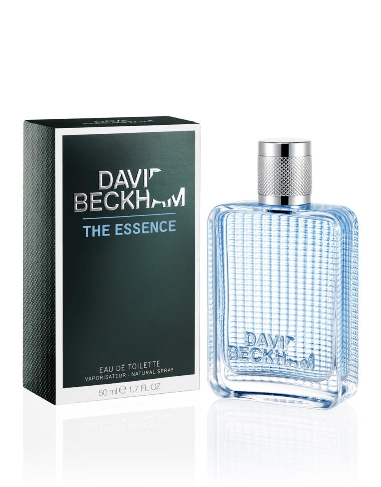 David Beckham The Essence Туалетная вода 50 млDavid Beckham<br>Руководство по выбору:<br>Дневной и вечерний аромат<br>Описание:<br>Год создания 2012 год. The Essence придется по вкусу настоящим мужчинам, успешным, спортивным, решительным и обаятельным, которые жить не могут без приключений, романтики в душе и привыкли слышать только восхищенные слова в свой адрес. Это свежий, энергичный аромат, полный диких природных компонентов. Концепция: Душа в движении<br>Мнение эксперта:<br>Это свежий, энергичный аромат, полный диких природных компонентов.<br>Особенности состава:<br>Композиция раскрывается нотами пробуждающего грейпфрута, лаванды и свежих листьев чувственной фиалки<br>Состав:<br>ALCOHOL DENAT., AQUA/WATER/EAU, PARFUM/FRAGRANCE, ETHYLHEXYL METHOXYCINNAMATE, LIMONENE, BENZOPHENONE-3, ETHYLHEXYL SALICYLATE, LINALOOL, CITRONELLOL, BUTYL METHOXYDIBENZOYLMETHANE, COUMARIN, PROPYLENE GLYCOL, BHT, CITRAL, GERANIOL, DISODIUM EDTA, ACRYLATES/OCTYLACRYLAMIDE COPOLYMER, HYDROLYZED JOJOBA ESTERS, D&amp;amp;C RED NO.33 (CI 17200), FD&amp;amp;C YELLOW NO.5 (CI 19140), FD&amp;amp;C BLUE NO.1 (CI 42090), EXT.D&amp;amp;C VIOLET NO.2 (CI 60730).<br><br>Вес г: 216<br>Бренд : David Beckham<br>Объем мл: 50<br>Возраст : 18+<br>Страна производитель : Испания<br>Вид Аромата : Цветочный, цитрусовый<br>Шлейф : бобы тонка, кашмеран, лист пачули<br>Верхняя Нота : грейпфрут, листья фиалки, лаванда<br>Верхняя Нота : грейпфрут, листья фиалки, лаванда