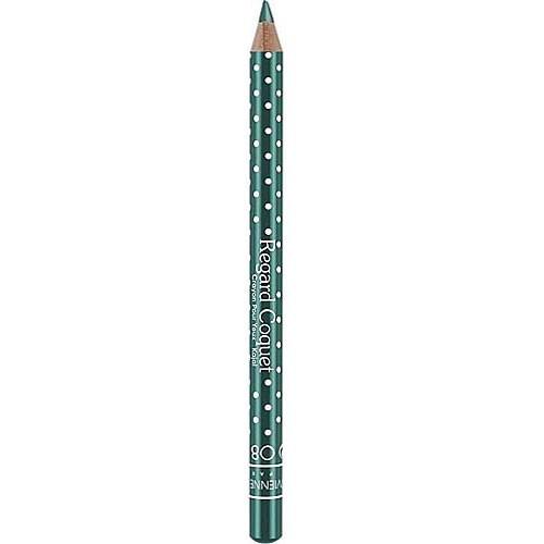 Vivienne Sabo Карандаш-каял для глаз Regard Coquet (08 зеленый)Карандаши-каялы Regard Coquet могут служить прекрасным дополнением <br>макияжу коллекции, а так же «выступить соло». Великолепная бархатная <br>текстура карандаша позволяет создать идеальную линию, как по ресничному <br>контуру, так и по внутреннему краю века. Корпус карандаша «одет» <br>в классический принт Vivienne Sabo — милый кокетливый горошек, что <br>добавляет коллекции лёгкости и элегантности.<br><br>Цвет : 02 коричневый<br>Бренд : Vivienne Sabo<br>Тип карандаша : каял<br>Страна производитель : Франция