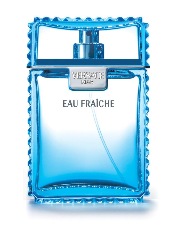 Versace Eau Fraiche Туалетная вода 100 млVersace<br>Это ароматическая композиция, где классические мужские нотки несколько разбавлены более свежими аккордами, придающими аромату необыкновенно легкие оттенки. Этот аромат для мужчины, который силен душой, свободен и знает, как наслаждаться жизнью, как бы выпивая ее небольшими глотками.<br>Мнение эксперта:<br>VERSACE MAN СИМВОЛИЗИРУЕТ СОБОЙ ЭЛЕГАНТНОСТЬ И СОБЛАЗН. ЭТОТ АРОМАТ ПОСВЯЩЕН СОВРЕМЕННОМУ, УВЕРЕННОМУ В СЕБЕ МУЖЧИНЕ С ВЫРАЖЕННОЙ ХАРИЗМОЙ. Донателла Версаче<br>Особенности состава:<br>Ароматический тонизирующий древесный<br>Состав:<br>ароматическая композиция, дистиллированная вода, лимонен, линалул, этилгесилметоксинамат, бутилметоксиди-бензолметан, этилгесилсалицилат, цитраль, цитронелол, гераниол, изоевгенол, этиловый спирт<br><br>Вес г: 420<br>Бренд : Versace<br>Объем мл: 100<br>Возраст : 14+<br>Страна производитель : Италия<br>Вид Аромата : Ароматический, тонизирующий, древесный<br>Шлейф : Древесина платана, Мускус, Амбра<br>Верхняя Нота : Белый лимон, Карамбола, Розовое дерево<br>Верхняя Нота : Белый лимон, Карамбола, Розовое дерево
