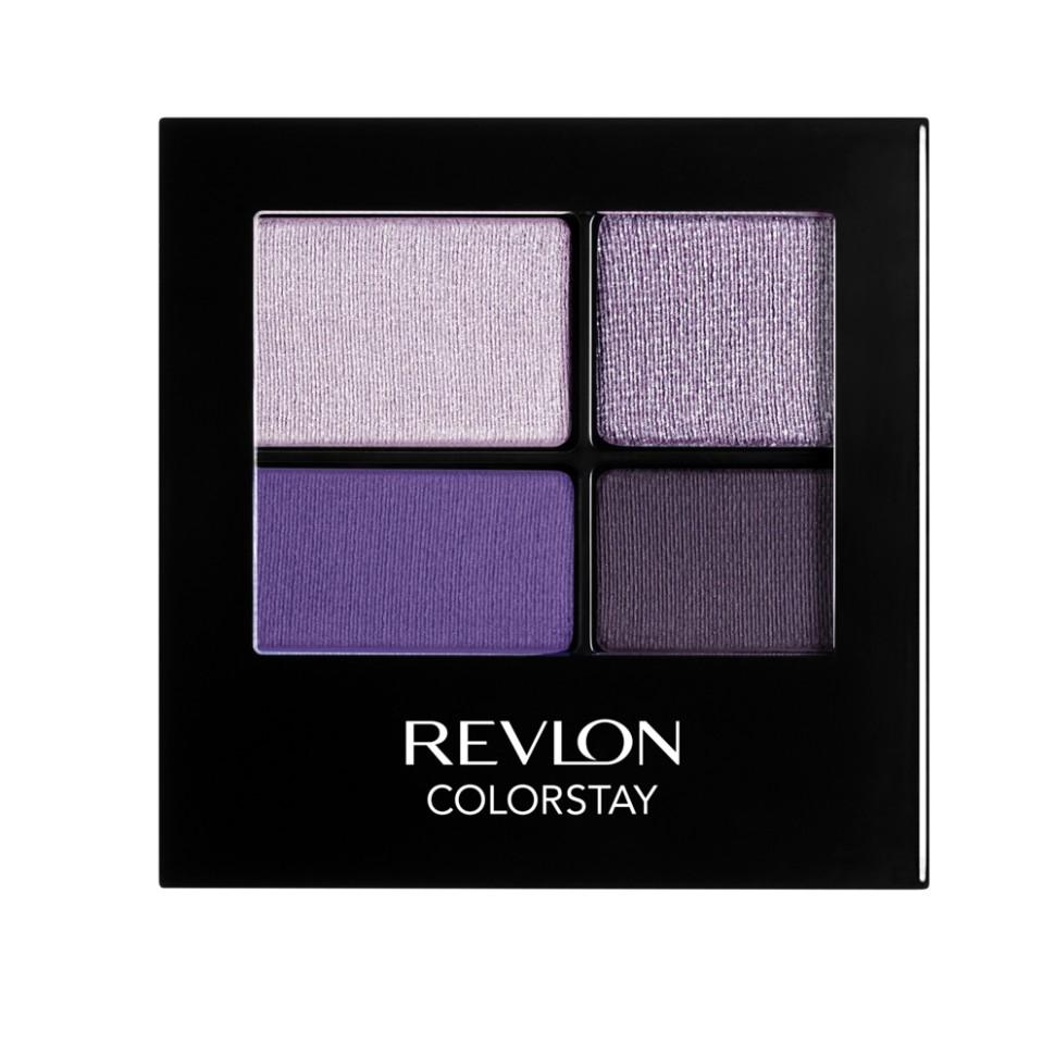 Revlon Тени для век четырехцветные Colorstay Eye 16 Hour Eye Shadow Quad (530 Seductive)Revlon<br>Colorstay 16 Hour Sahdow - роскошные тени для век с шелковистой текстурой и невероятно стойкой формулой. Теперь ваш макияж сохранит свой безупречный вид не менее 16 часов! Все оттенки гармонично сочетаются друг с другом и легко смешиваются, позволяя создать бесконечное количество вариантов макияжа глаз: от нежных, естественных, едва заметных, до ярких, выразительных, драматических. На оборотной стороне продукта приведена схема нанесения.Способ применения:<br>аккуратно нанести на веки специальной кисточкой<br>Состав:<br>MICA, BORON NITRIDE, BISMUTH OXYCHLORIDE, DIMETHICONE, NYLON-12, POLYMETHYL METHACRYLATE, ZINC STEARATE, POLYETHYLENE, METIHIICONE, PHENOXYETHANOL, POLYGLYCERYL-4 ISOSTEARATE, DIMETHICONOL, TRIMETHYLSILOXYSILICATE, DIISOSTEARYL MALATE, LAURYL PEG/PPG-18118 METHICONE, SORBIC ACID, LAURYL METHACRYLATEI/GLYCOL DIMETHACRYLATE CROSSPOLYMER, SILICA SILYLATE, LECITHIN, SYNTHETIC FLUORPHLOGOPITE, CALCIUM ALUMINUM BOROSILICATE, SILICA, TRIETHOXYCAPRYLYLSILANE, YELLOW IRON OXIDE (CI 77492), TITANIUM DIOXIDE (CI 77891), RED IRON OXIDE (CI 77491)<br><br>Вес г: 77<br>Бренд : Revlon<br>Объем мл: 42<br>В комплекте : аппликатор<br>Способ нанесения : сухой<br>Эффект на веках : матовый<br>Тип теней : компактные<br>Страна производитель : СОЕДИНЕННЫЕ ШТАТЫ АМЕРИКИ