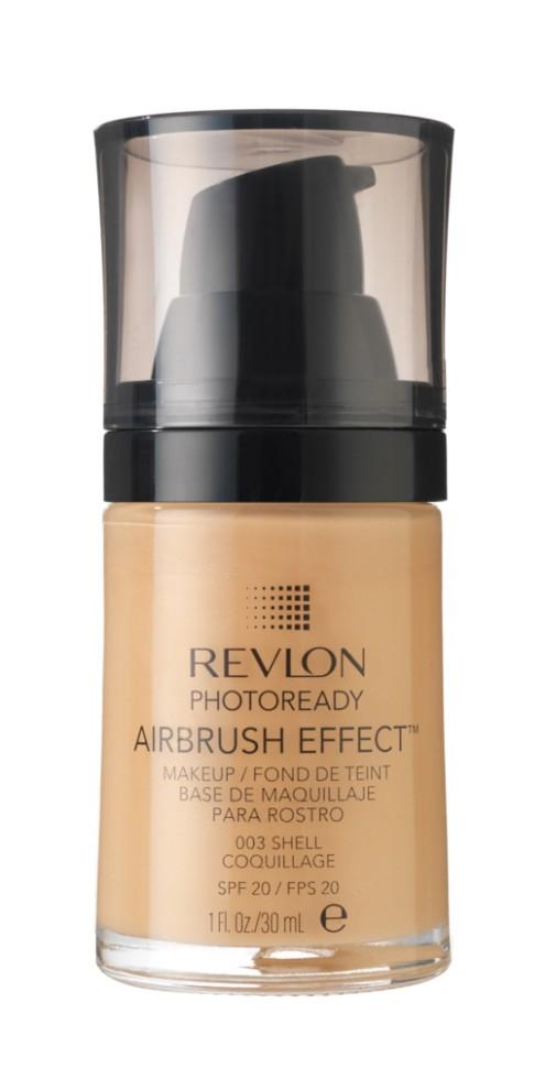 Revlon Тональный крем Photoready Airbrush Effect Makeup (003 Shell)Revlon<br>Revlon PhotoReady Airbrush Effect™ Makeup - инновационная тонирующая основа под макияж - эффект профессиональной кисти air brush. Суперпигментированное средство для стойкого покрытия без эффекта маски. Технология свето-фильтра и мягкие пигменты рассеивают свет, создавая эффект сияющей кожи. Легкая формула обеспечивает идеальное покрытие . Содержит светозащитный фильтр SPF 20. Не содержит масел и отдушек.Способ применения:<br>Наносите крем легкими разглаживающими движениями от центра к контурам с помощью кисти или пальцев, затем растушуйте на границе нанесения: у линии роста волос, в области шеи и ушей.<br>Описание:<br>Состав:<br>AQUA((WATER)EAU, CYCLOPENTASILOXANE, DIMETHICONE, CYCLOHEXASILOXANE, BUTYLENE GLYCOL, BORON NITRIDE, CETYL PEG/PPG-10/1 DIMETHICONE, PHENYL TRIMETHICONE, PEG/PPG-18/18 DIMETH!CONE, SODIUM CHLORIDE, NYLON-12, HDI/TRIMETHYLOL HEXYLLACTONE CROSSPOLYMER, ALUMlNA, TRIMETHYLSILOXYSILICATE, PHENOXYETHANOL, GLYCERIN, BIS-PEG/PPG-14/14 DIMETH1CONE, ISODECYL NEOPENTANOATE, TRISlLOXANE, CAPRYLYL GLYCOL, 1, 2-HEXANEDIOL, METHICONE, TRIETHOXYCAPRYLYLSILANE, TRIBEHENIN, DIMETHlCONE/BlS-lSOBUTYL PPG-20 CROSSPOLYMER, METHYL METHACRYLATE CROSSPOLYMER, CALCIUM ALUMINUM BOROSILICATE, SILICA, CYCLOHEPTASILOXANE, SORBTIAN SESQUIOLEATE, TETRASODIUM EDTA, TITANIUM DIOXIDE (Cl 77891), MICA, YELLOW IRON OXIDE (Cl 77492), RED IRON OXIDE (C177491), BLACK IRON OXIDE (Cl 77499), ZINC OXIDE (Cl 77947)<br><br>Вес г: 187<br>Бренд : Revlon<br>Объем мл: 30<br>Упаковка : с дозатором<br>Тип кожи : все типы кожи<br>Степень покрытия : легкая<br>Эффект от нанесения : выравнивающий<br>Тип тонального средства : крем<br>Фактор SPF : 20<br>Страна производитель : СОЕДИНЕННЫЕ ШТАТЫ АМЕРИКИ
