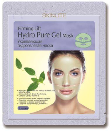 SKINLITE Укрепляющая гидрогелевая маскаДля лица<br>Укрепляющая гидрогелевая маска от Скинлайт.• Повышает тонус кожи, лифтинг эффект• Содержит мощный антиоксидантный комплекс на основе зеленого чая• Содержит Экстракт икры, Витамин ЕУникальная основа из тончайшего гидрогеля позволяет маске абсолютно плотно прилегать к коже лица и, благодаря этому, достигается максимальный эффект проникновения активных ингредиентов в клетки кожи. Входящий в состав маски экстракт икры, прекрасно восстанавливает и питает сухую поврежденную и увядающую кожу, а экстракт зеленого чая и витамин Е, являясь мощнейшими антиоксидантами защищают, улучшают микроциркуляцию и уменьшают отечность. Во время процедуры Вы заметите, что вместе с поглощением кожей активных ингредиентов, маска становится тоньше.Результат:После применения гидрогелевой маски Skinlite кожа получает «второе дыхание», становится нежной и шелковистой, гладкой и свежей<br><br>Вес г: 15<br>Бренд: Skinlite<br>Тип кожи: все типы кожи<br>Консистенция маски: гидролевая<br>Часть лица: лицо<br>По времени суток: дневной уход<br>Назначение маски: питательная, омолаживающая