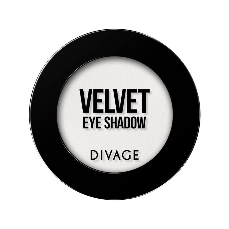 Divage Тени для век Velvet (7303 светлый)Divage<br>Тени VELVET это, то, что тебе нужно, главный тренд в макияже, насыщенные оттенки, профессиональные текстуры, ультра-стойкий эффект. Всё это было секретом визажистов, теперь этот секрет доступен и тебе! Палитра из 21 оттенка, позволяет создать великолепный образ для любого события. Текстура теней VELVET напоминает бархат, благодаря своей шелковистой формуле тени легко растушевываются по поверхности века, позволяя комбинировать между собой все оттенки палитры. Тени идеально подходят для жирной кожи век, за счёт своей плотной пудровой текстуры тени не осыпаются и не собираются в складках века, сохраняя идеально ровное покрытие до 8 часов.<br>Используя тени для макияжа глаз от DIVAGE, ты легко можешь меняться каждый день, создавая различные образы. Но как выбрать свой оттенок в таком многообразий Выбирай контрастные оттенки теней к твоему цвету глаз. Карие глаза хорошо подчеркнут зелёные и фиолетовые оттенки, все оттенки коричневого придадут выразительности зелёным глазкам, для серых и голубых больше всего подойду оттенки кораллового, золотого и розового. С макияжем выполненным тенями DIVAGE твой взгляд будет ещё притягательней!<br>Состав:<br>Talk, Zea Mays Starch, Zinc Stearate, Silica, Dimethicone, Isononyl Isononanoate, Mica, Capric/Caprylic Triglyceride, Zeolite, Sorbic Acid, Methylparaben, Synthetic Beeswax, Propylparaben, Tetrasodium EDTA, Butylparaben, Dimethiconol, BNT, Commiphora Mukul Resin Extract.  Может содержать: Chlorphenesin, Potassium Sorbate, CI 77891, CI 77491, CI 77492, CI 77499, CI 77742, CI 77007, CI 75470, CI 77510, CI 77288, CI 77289, CI 42090, CI 19140<br><br>Вес г: 47<br>Бренд : Divage<br>Объем мл: 3<br>В комплекте : аппликатор<br>Способ нанесения : сухой<br>Эффект на веках : матовый<br>Тип теней : компактные<br>Страна производитель : Россия