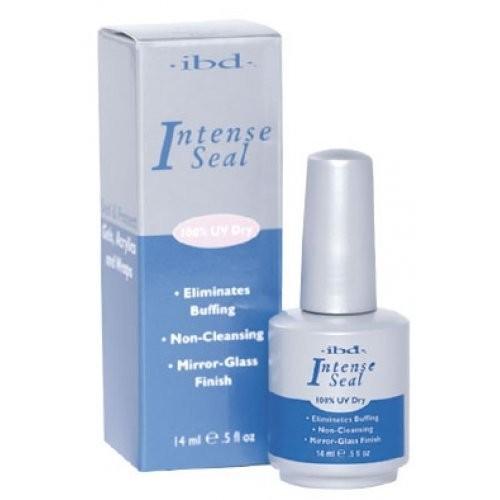 IBD Усиленный закрепитель 14 млIbd<br>Усиленный закрепитель ibd Intense Seal - это финишное покрытие без липкого слоя на гелевой основе. Препарат сочетается со всеми системами наращивания, также подходит для покрытия гель-лаком натуральных ногтей.<br>Препарат имеет гелевую основу, он защищает ногти от действия растворителей, предотвращает пожелтение нарощенных ногтей.<br>Гелевое наращивание<br>Этот закрепляющий гель может использоваться в качестве третьей фазы при гелевой системе наращивания ногтей. Он более простой в нанесении, чем топовое покрытие, саморазравнивается и полимеризуется в УФ лампе за 3 минуты. Поверхность ноготка становится зеркально-гладкой и защищенной от воздействия ультрафиолета, благодаря чему желтизна ему не грозит.<br>Акриловое наращивание<br>При моделировании ногтей с помощью акриловой технологии препарат Intense Seal позволяет не снимать липкий дисперсионный слой, что сокращает время работы мастера. Получите гладкую сияющую поверхность просто - спустя 3 минуты под УФ лучами!<br>Покрытие гель-лаками<br>При покрытии гель-лаками усиленный закрепитель используется для супер-стойкого топового покрытия. Отлично подходит тем клиентам, на ногтях которых даже гель-лак держится меньше положенного срока. Этот продукт от американского лидера гарантированно закрепит маникюр на длительный срок и обеспечит сияющую поверхность на весь период носки.<br><br>Вес г: 30<br>Бренд: IBD<br>Объем мл: 14