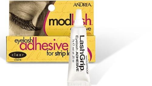 ANDREA Клей для ресниц темныйAndrea<br>Клей для накладных ресниц  ANDREA Mod Lash Adhesive в темном цвете <br>быстро сохнет, является водостойким и не заметен после высыхания.<br><br>Вес г: 10<br>Бренд : Andrea<br>Объем мл: 7<br>Тип продукта : клей для ресниц<br>Страна производитель : Россия