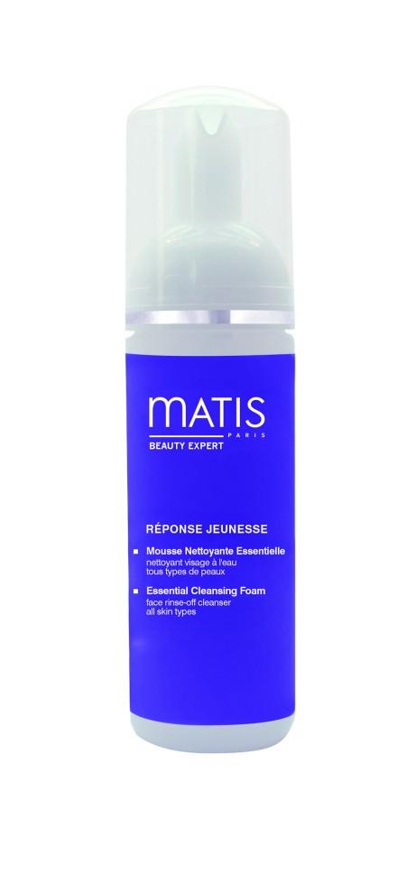 Matis Блеск Молодости Мусс очищающий 150 млMatis<br>Нежный мусс для умывания (во флаконе с помпой) - жидкость, которая мгновенно превращается в обильную пену, превосходно удаляет макияж и очищает кожу, не пересушивая её.<br>Способ применения:<br>Наносить круговыми движениями на увлажненную кожу лица и шеи, затем обильно смыть теплой водой. Избегать контакта с глазами.<br>Особенности состава:<br>Экстракт пурпурной орхидеи, Экстракт клюквы, Ультрамягкая моющая основа<br>Состав:<br>AQUA (WATER), GLYCERIN, COCO-GLUCOSIDE, BUTYLENE GLYCOL, CAPRYLYL/CAPRYL GLUCOSIDE, SUCROSE COCOATE, CAPRYL/CAPRAMIDOPROPYL BETAINE, VACCINIUM MACROCARPON (CRANBERRY) FRUIT EXTRACT, ORCHIS MASCULA EXTRACT, SODIUM CHLORIDE, 10-HYDROXYDECANOIC ACID, TOCOPHERYL ACETATE, CITRIC ACID, PARFUM (FRAGRANCE), SEBACIC ACID, CAPRYLYL GLYCOL, POTASSIUM SORBATE, PHENOXYETHANOL, 1,10-DECANEDIOL, DISODIUM EDTA, CETRIMONIUM BROMIDE, SODIUM BENZOATE, HYDROXYISOHEXYL 3-CYCLOHEXENE CARBOXALDEHYDE, BUTYLPHENYL METHYLPROPIONAL, BENZYL SALICYLATE, ALPHA-ISOMETHYL IONONE<br><br>Вес г: 150<br>Бренд : Matis<br>Объем мл: 150<br>Тип кожи : все типы кожи<br>Возраст : 18<br>Вид очищающего средства : мусс<br>Страна производитель : Франция