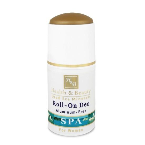 Health&amp;Beauty Део-ролик для женщинHealth&amp;Beauty<br>Новейшая уникальная разработка с долговременным эффектом. Создан на основе натуральных компонентов, эффективно предотвращающих запах пота. Обогащен витаминами С + Е + F, ромашкой, экстрактом облепихи и алоэ для успокоения кожи и минералами Мертвого моря. Быстро высыхает, не оставляет пятен и придает ощущение липкости. Не содержит блокирующего потовыделение алюминия, спиртов и парабенов и не раздражает кожу после бритья. Придает ощущение свежести на 24 часа, обладает приятным ароматом. Не рекомендуется применять при наличии повреждений кожи.<br><br>Вес г: 100<br>Бренд : Health &amp; Beauty<br>Объем мл: 80<br>Тип дезодоранта : шариковый<br>Страна производитель : Израиль