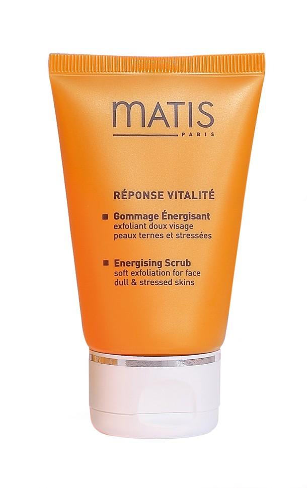 Matis Восстанавливающая Линия Скраб стимулирующий обновление клеток 50 млMatis<br>Скраб с двойным механическим воздействием, которое обеспечивается двумя видами микрогранул (полиэтиленовые микрогранулы разного размера). Интенсивно отшелушивает омертвевшие клетки, выравнивает текстуру кожи, возвращает коже здоровый красивый цвет. Стимулирует обновление клеток кожи. Кожа становится удивительно мягкой, гладкой и сияющей.<br>Способ применения:<br>Наносить на кожу лица и шеи, избегая области вокруг глаз. Нежно массировать кожу круговыми движениями. Смыть водой. Использовать 1-2 раза в неделю.<br>Особенности состава:<br>Витаминный комплекс (A, C, E), Микрогранулы полиэтилена, Мультиминеральный коктейль (железо, медь, цинк)<br>Состав:<br>STEAROYL STEARATE, CYCLOHEXASILOXANE, GLYCERIN, CETEARYL ALCOHOL, GLYCERYL STEARATE, PEG-100 STEARATE, POLYETHYLENE, CETYL ALCOHOL, SODIUM ASCORBYL PHOSPHATE, ZINC GLUCONATE, RETINYL PALMITATE, MAGNESIUM ASPARTATE, TOCOPHERYL ACETATE, COPPER GLUCONATE, BISABOLOL, ALLANTOIN, HELIANTHUS ANNUUS (SUNFLOWER) SEED OIL, AMMONIUM ACRYLOYLDIMETHYLTAURATE/VP COPOLYMER, GLYCOL MONTANATE, CETEARYL GLUCOSIDE, CI 73360 (RED 30), CAPRYLYL GLYCOL, PHENOXYETHANOL, CITRIC ACID, PARFUM (FRAGRANCE), CI 15510 (ORANGE 4), DISODIUM EDTA, METHYLPARABEN, ETHYLPARABEN, PROPYLPARABEN, POTASSIUM SORBATE, BHT, LIMONENE.<br><br>Вес г: 110<br>Бренд : Matis<br>Объем мл: 50<br>Тип кожи : все типы кожи<br>Возраст : 18+<br>Страна производитель : Франция
