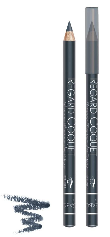 Vivienne Sabo карандаш для век Regard Coquet (309 матовый серый)Vivienne Sabo<br>Мягкая, скользящая текстура прекрасно растушевывается. Матовая текстура карандаша для глаз Vivienne Sabo создает глубокий цвет. Деревянный корпус  Свойства:  - Карандаш легко и мягко наносится на кожу век  - Дает насыщенный и ровный цвет  - Классический вариант ежедневного макияжа  - Мягкий уход  - Линия карандаша легко корректируется  Совет по применению:  Нанесите острозаточеный карандаш на верхнее и/или нижнее веко. Играйте на контрастах, используйте два или более оттенков карандашей для создания ярких акцентов<br><br>Вес г: 15<br>Бренд : Vivienne Sabo<br>Тип карандаша : деревянный<br>Страна производитель : Франция