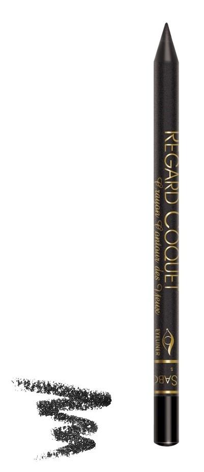 Vivienne Sabo карандаш для глаз устойчивый Regard Coquet (501 черный)Vivienne Sabo<br>Суперстойкая матовая текстура, фиксируется через минуту. В составе устойчивых карандашей для глаз питательные масла и витамины.  Свойства:  - Стойкий макияж на весь день при любой погоде  - Линия фиксируется через минуту  - Можно нарисовать четкую линию или растушевать  - При растушевке карандаш превращается в устойчивые тени   - Экспресс макияж  - Мягкий уход за кожей век  Советы по применению:  Играйте на контрастах, используйте два или более оттенков карандашей для создания ярких акцентов<br><br>Вес г: 15<br>Бренд : Vivienne Sabo<br>Тип карандаша : водостойкий<br>Страна производитель : Франция
