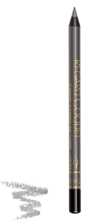 Vivienne Sabo карандаш для глаз устойчивый Regard Coquet (404 металлик)Vivienne Sabo<br>Суперстойкая матовая текстура, фиксируется через минуту. В составе устойчивых карандашей для глаз питательные масла и витамины.  Свойства:  - Стойкий макияж на весь день при любой погоде  - Линия фиксируется через минуту  - Можно нарисовать четкую линию или растушевать  - При растушевке карандаш превращается в устойчивые тени   - Экспресс макияж  - Мягкий уход за кожей век  Советы по применению:  Играйте на контрастах, используйте два или более оттенков карандашей для создания ярких акцентов<br><br>Вес г: 15<br>Бренд: Vivienne Sabo<br>Тип карандаша: водостойкий<br>Страна производитель: Франция