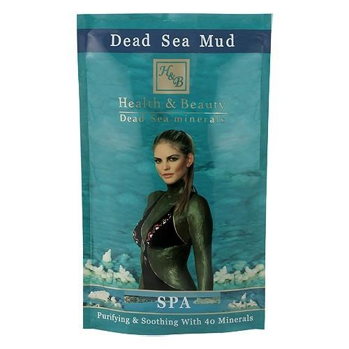 Health&amp;Beauty Грязь природная Мертвого моряHealth&amp;Beauty<br>Грязь Мертвого моря содержит сложный природный биохимический комплекс, который оказывает разностороннее влияние на весь организм человека. Грязь Мертвого моря способствует похудению, повышает тонус, обеспечивает интенсивное увлажнение и восстановление кожи, обладает антибактериальными свойствами. Отличное средство в случаях проявления целлюлита, дряблости, обвислости кожи и даже при растяжках. Грязевые обертывания эффективны при заболеваниях опорно- двигательного аппарата, суставов (боли ревматического характера), а также при радикулите. Грязь имеет однородную структуру и пластическую консистенцию, поэтому плотно прилегает к поверхности тела и сохраняет тепло продолжительное время, постепенно отдавая его организму, что очень благоприятно влияет как на кожу, так и на весь организм в целом. В результате обертывания ткани глубоко прогреваются, сосуды расширяются, циркуляция крови и лимфы значительно улучшается, организм очищается от токсинов, снимаются болевые ощущения, кожа становится подтянутой, гладкой и бархатистой, размягчаются шрамы и рубцы, рассасываются спайки, гематомы, значительно улучшается внешний вид кожи.<br><br>Вес г: 630<br>Бренд : Health &amp; Beauty<br>Объем мл: 600<br>Страна производитель : Израиль