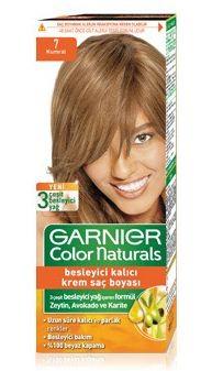 Garnier Краска для волос Color Naturals (7 Капуччино)Краска для волос<br>Глубокое питание, насыщенный цвет, стойкость более 8 недельСпециальная формула краски для волос Garnier Color Naturals, обогащенная 3 маслами, проникает в самое сердце волоса и интенсивно питает его. Благодаря глубокому питанию волосы лучше насыщаются цветом и сохраняют его надолго. Крем-краска Гарньер Колор Нэчралс имеет кремообразную текстуру, которая легко наносится, не течет и имеет приятный аромат.<br>Результат: <br>Стойкость более 8-ми недель<br>Глубокое питание волос<br>100% закрашивание седины<br><br>Вес г: 150<br>Бренд : Garnier<br>Вид краски для волос : стойкая краска<br>Оттенок краски для волос : 7 Капуччино