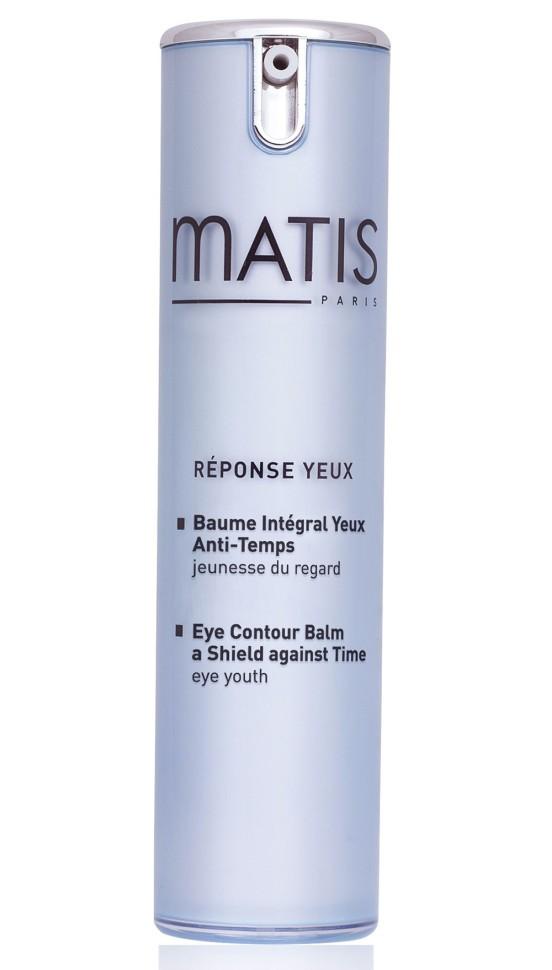 Matis Линия Для глаз Контурный бальзам для глаз 15 млMatis<br>Контурный бальзам для сохранения молодости кожи век. Богатый натуральный состав позволяет эффективно бороться с морщинками, мешками под глазами, предотвращать обезвоживание кожи и восстановить её здоровый цвет. Бальзам обладает сильными восстанавливающими свойствами, возвращает коже эластичность и упругость, защищает кожу век от раздражений внешней среды. Составляющие бальзама снижают скопления жировых отложений в зоне нижнего и верхнего века, помогают восстанавливать эластин и коллаген, что предохраняет кожу от потери тонуса и упругости. Бальзам содержит экстракт иглицы понтийской, что позволяет воздействовать на венозную и лимфатическую микроциркуляцию, улучшать дренаж, снимая отёчность в зоне вокруг глаз. Без отдушек.<br>Способ применения:<br>Наносить утром и/или вечером на тщательно очищенную кожу вокруг глаз.<br>Особенности состава:<br>Комплекс для глаз (силанолы, центелла азиатская, экстракт иглицы), Фукогель, Экорегулирующий комплекс Биоэколия<br>Состав:<br>AQUA (WATER), CETEARYL ETHYLHEXANOATE, GLYCERIN, METHYLSILANOL MANNURONATE, RUSCUS ACULEATUS ROOT EXTRACT, CENTELLA ASIATICA EXTRACT, HELIANTHUS ANNUUS (SUNFLOWER) SEED EXTRACT, BIOSACCHARIDE GUM-1, ALPHA-GLUCAN OLIGOSACCHARIDE, METHYLSILANOL HYDROXYPROLINE ASPARTATE, LECITHIN, HYDROGENATED COCO-GLYCERIDES, POLYACRYLAMIDE, PHENOXYETHANOL, OCTYLDODECANOL, C13-14 ISOPARAFFIN, ALCOHOL, SORBIC ACID, PROPYLENE GLYCOL, PEG-35 CASTOR OIL, LAURETH-7, TOCOPHERYL ACETATE, BUTYLENE GLYCOL, METHYLPARABEN, ETHYLPARABEN, PROPYLPARABEN, POTASSIUM SORBATE, DIPROPYLENE GLYCOL, SALICYLIC ACID.<br><br>Вес г: 110<br>Бренд : Matis<br>Объем мл: 15<br>Часть лица : глаза<br>Возраст : 25+, 30+<br>Вид средства для век : гель/бальзам<br>По времени суток : дневной уход, ночной уход<br>Страна производитель : Франция
