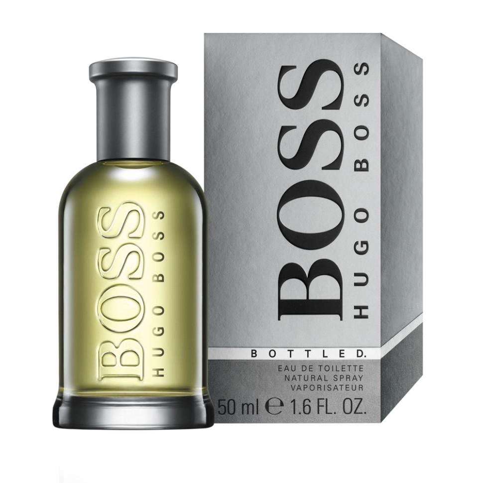Hugo Boss (№6) Вода туалетная спрей 50 мл.Hugo Boss<br>Руководство по выбору:<br>Дневной и вечерний аромат<br>Описание:<br>Bottled Hugo Boss принадлежит к древесной и пряной группам ароматов. Композиция от парфюмеров из Hugo Boss предназначена для сильной половины человечества. К верхним нотам этого немецкого парфюма можно отнести аккорды сливы, дубового мха, зеленого яблока, цитрусов, бергамота, герани и лимона. В качестве сердечных оттенков были выбраны ноты махагони, гвоздики и корицы. Аккорды сандалового дерева, оливкового дерева, ванили, ветивера и кедра выступают в качестве базовых оттенков.<br>Особенности состава:<br>Яблоко и корица - секрет успеха<br>Мнение эксперта:<br>Это аромат для МУЖЧИНЫ НАШЕГО ВРЕМЕНИ. Более чем с 16 летней историей успеха,  аромат стал неподвластной времени классикой, однако он никогда не был настолько актуален, как сегодня<br>Состав:<br>Alcohol Denat, , Aqua/Water , Parfum/Fragrance , Ethylhexyl Methoxycinnamate , Diethylamino Hydroxybenzoyl Hexyl Benzoate , Linalool , Hydroxyisohexyl 3-Cyclohexene Carboxaldehyde , Limonene , Citral , Citronellol , Benzyl Benzoate , Eugenol , Cinnamal , Geraniol<br><br>Вес г: 80<br>Бренд : Hugo Boss<br>Объем мл: 50<br>Возраст : 20+<br>Страна производитель : Великобритания<br>Вид Аромата : Восточный фужер<br>Шлейф : Сандаловое дерево, Кедр, Оливковое дерево<br>Верхняя Нота : Яблоко, Цитрусовые фрукты<br>Верхняя Нота : Яблоко, Цитрусовые фрукты