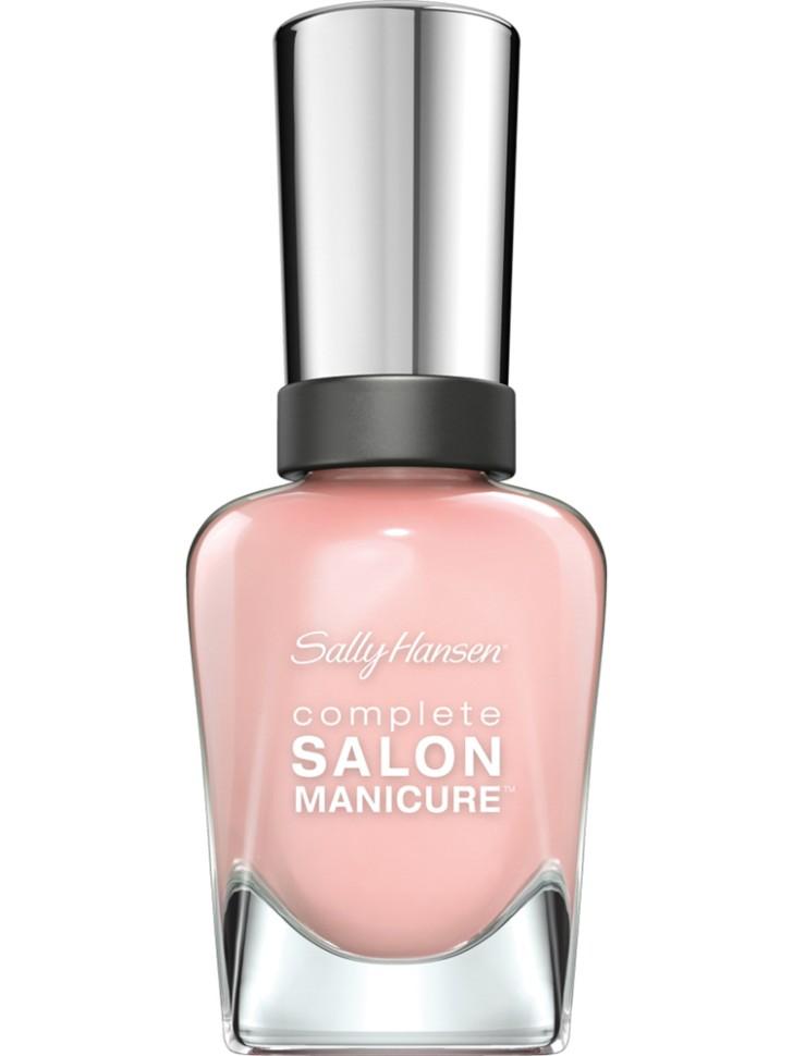 Sally Hansen Salon Manicure Keratin Лак для ногтей (175 светло-розовый)Sally Hansen<br>Руководство по выбору:<br>Выбирайте оттенок исходя из настроения, повода и типа внешности.Способ применения:<br>Наносить на очищенные от лака сухие ногти<br>Описание:<br>Комплекс Complete Salon Manicure сочетает семь эффектов в одном флаконе, плюс кисточку для безукоризненного покрытия, легкого нанесения и салонных результатов. Эта формула всё-в-одном обеспечивает до 10 дней устойчивого к сколам покрытия и включает основу, средство для роста, вдохновленный подиумом цвет, топ, финишное покрытие с гелевым сиянием, устойчивость к сколам и укрепляющее средство с кератиновым комплексом, делающим ногти до 64% сильнее. Это всё, что вам нужно, чтобы достичь профессиональных результатов при окрашивании ногтей на дому!<br>Состав:<br>BUTYL ACETATE , ETHYL ACETATE , NITROCELLULOSE , ACETYL TRISUTYL CITRATE , TOSYLAMIDE\EPOXY RESIN , ISOPROPYL ALCOHOL . STYRENE\ACRYLATES COPOLYMER , STEARALKONIUM BENTONITE , TRIPHENYL PHOSPHATE, ADIPIC ACID\NEOPENTYL GLYCOL\TRIMELLTICANHYDRIDE EAC COPOLYMER, AQUA\WATER\EAU, SILICA , DIACETONE ALCOHOL, ETOCRYLENE, CALCIUM ALUMINUM BOROSILICATE KAOLIN, CORALLINA OFFICINALIS EXTRACT , POLYVINYL BUTYRAL, PHOSPHORIC ACID, CETYL PEG\PPG – 10\1 DIMETHICONE, TOCOPHERYL ACETATE, NAUTYLALCOHOL, MEK, BENZOPHENONE – 1, TRIMETHYLPENTANEDIYL DIBENZOATE, POLYE THYLENE, HYDROLYZED CONCHIOLIN PROTEIN, CARTHAMUS TINCTORIUS (SAFFLOWER) SEED OIL, MACROCYSTIS PYRIFERA (KELP) EXTRACT , DIMETHICONE, TRIMETHYL SILOXYSILICATE, TINOXIDE<br><br>Вес г: 103<br>Бренд : Sally Hansen<br>Объем мл: 14<br>Вид лака : классичекий<br>Эффект на ногтях : перламутровый<br>Страна производитель : Испания