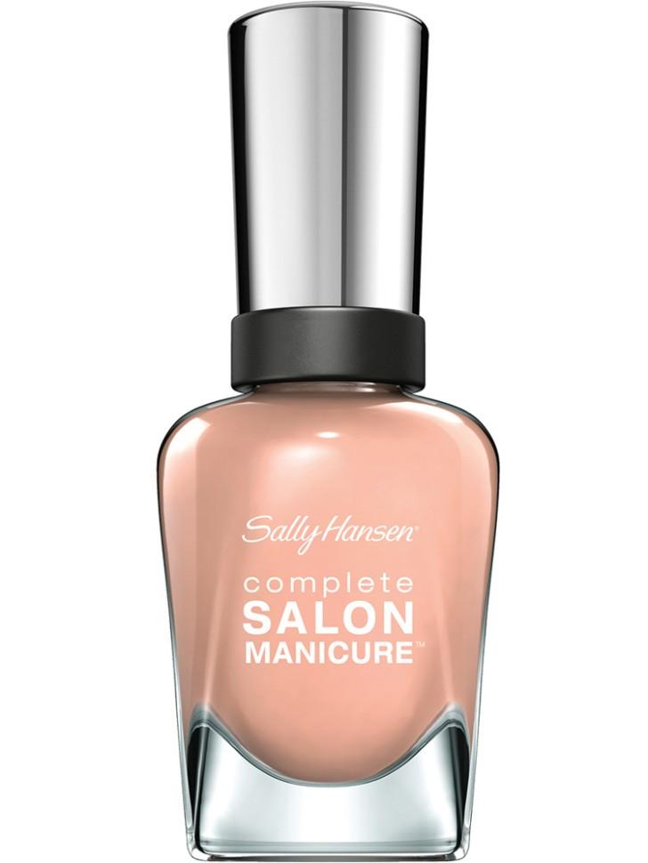 Sally Hansen Salon Manicure Keratin Лак для ногтей (212 светло-бежевый)Sally Hansen<br>Руководство по выбору:<br>Выбирайте оттенок исходя из настроения, повода и типа внешности.Способ применения:<br>Наносить на очищенные от лака сухие ногти<br>Описание:<br>Комплекс Complete Salon Manicure сочетает семь эффектов в одном флаконе, плюс кисточку для безукоризненного покрытия, легкого нанесения и салонных результатов. Эта формула всё-в-одном обеспечивает до 10 дней устойчивого к сколам покрытия и включает основу, средство для роста, вдохновленный подиумом цвет, топ, финишное покрытие с гелевым сиянием, устойчивость к сколам и укрепляющее средство с кератиновым комплексом, делающим ногти до 64% сильнее. Это всё, что вам нужно, чтобы достичь профессиональных результатов при окрашивании ногтей на дому!<br>Состав:<br>BUTYL ACETATE , ETHYL ACETATE , NITROCELLULOSE , ACETYL TRISUTYL CITRATE , TOSYLAMIDE\EPOXY RESIN , ISOPROPYL ALCOHOL . STYRENE\ACRYLATES COPOLYMER , STEARALKONIUM BENTONITE , TRIPHENYL PHOSPHATE, ADIPIC ACID\NEOPENTYL GLYCOL\TRIMELLTICANHYDRIDE EAC COPOLYMER, AQUA\WATER\EAU, SILICA , DIACETONE ALCOHOL, ETOCRYLENE, CALCIUM ALUMINUM BOROSILICATE KAOLIN, CORALLINA OFFICINALIS EXTRACT , POLYVINYL BUTYRAL, PHOSPHORIC ACID, CETYL PEG\PPG – 10\1 DIMETHICONE, TOCOPHERYL ACETATE, NAUTYLALCOHOL, MEK, BENZOPHENONE – 1, TRIMETHYLPENTANEDIYL DIBENZOATE, POLYE THYLENE, HYDROLYZED CONCHIOLIN PROTEIN, CARTHAMUS TINCTORIUS (SAFFLOWER) SEED OIL, MACROCYSTIS PYRIFERA (KELP) EXTRACT , DIMETHICONE, TRIMETHYL SILOXYSILICATE, TINOXIDE<br><br>Вес г: 103<br>Бренд : Sally Hansen<br>Объем мл: 14<br>Вид лака : классичекий<br>Эффект на ногтях : перламутровый<br>Страна производитель : Испания