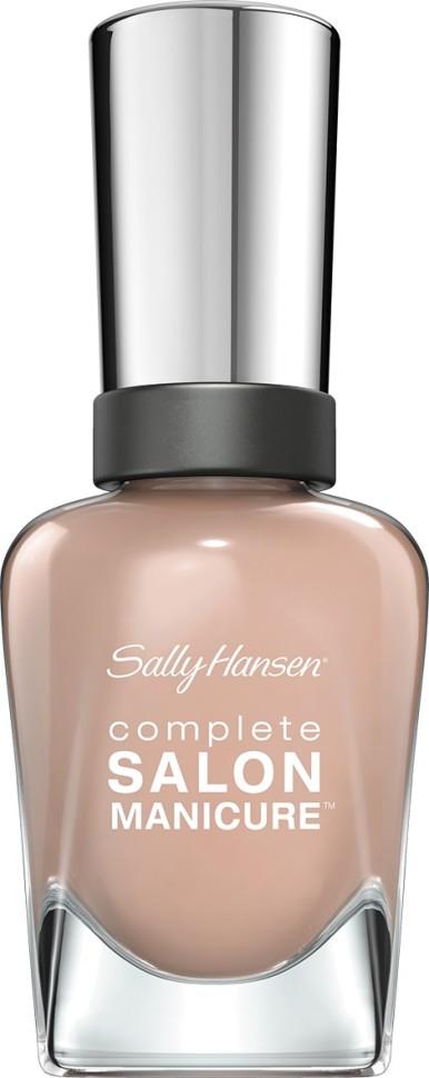 Sally Hansen Salon Manicure Keratin Лак для ногтей (220 прозрачный)Sally Hansen<br>Руководство по выбору:<br>Выбирайте оттенок исходя из настроения, повода и типа внешности.Способ применения:<br>Наносить на очищенные от лака сухие ногти<br>Описание:<br>Комплекс Complete Salon Manicure сочетает семь эффектов в одном флаконе, плюс кисточку для безукоризненного покрытия, легкого нанесения и салонных результатов. Эта формула всё-в-одном обеспечивает до 10 дней устойчивого к сколам покрытия и включает основу, средство для роста, вдохновленный подиумом цвет, топ, финишное покрытие с гелевым сиянием, устойчивость к сколам и укрепляющее средство с кератиновым комплексом, делающим ногти до 64% сильнее. Это всё, что вам нужно, чтобы достичь профессиональных результатов при окрашивании ногтей на дому!<br>Состав:<br>BUTYL ACETATE , ETHYL ACETATE , NITROCELLULOSE , ACETYL TRISUTYL CITRATE , TOSYLAMIDE\EPOXY RESIN , ISOPROPYL ALCOHOL . STYRENE\ACRYLATES COPOLYMER , STEARALKONIUM BENTONITE , TRIPHENYL PHOSPHATE, ADIPIC ACID\NEOPENTYL GLYCOL\TRIMELLTICANHYDRIDE EAC COPOLYMER, AQUA\WATER\EAU, SILICA , DIACETONE ALCOHOL, ETOCRYLENE, CALCIUM ALUMINUM BOROSILICATE KAOLIN, CORALLINA OFFICINALIS EXTRACT , POLYVINYL BUTYRAL, PHOSPHORIC ACID, CETYL PEG\PPG – 10\1 DIMETHICONE, TOCOPHERYL ACETATE, NAUTYLALCOHOL, MEK, BENZOPHENONE – 1, TRIMETHYLPENTANEDIYL DIBENZOATE, POLYE THYLENE, HYDROLYZED CONCHIOLIN PROTEIN, CARTHAMUS TINCTORIUS (SAFFLOWER) SEED OIL, MACROCYSTIS PYRIFERA (KELP) EXTRACT , DIMETHICONE, TRIMETHYL SILOXYSILICATE, TINOXIDE<br><br>Вес г: 103<br>Бренд : Sally Hansen<br>Объем мл: 14<br>Вид лака : классичекий<br>Эффект на ногтях : перламутровый<br>Страна производитель : Испания
