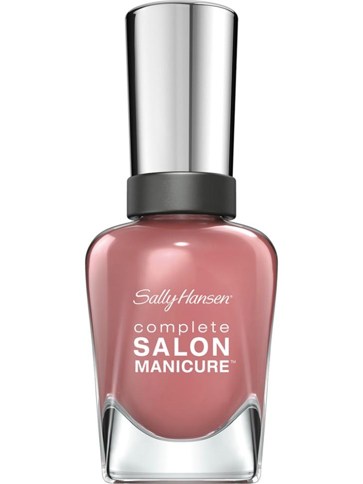 Sally Hansen Salon Manicure Keratin Лак для ногтей (260 кремовый)Sally Hansen<br>Руководство по выбору:<br>Выбирайте оттенок исходя из настроения, повода и типа внешности.Способ применения:<br>Наносить на очищенные от лака сухие ногти<br>Описание:<br>Комплекс Complete Salon Manicure сочетает семь эффектов в одном флаконе, плюс кисточку для безукоризненного покрытия, легкого нанесения и салонных результатов. Эта формула всё-в-одном обеспечивает до 10 дней устойчивого к сколам покрытия и включает основу, средство для роста, вдохновленный подиумом цвет, топ, финишное покрытие с гелевым сиянием, устойчивость к сколам и укрепляющее средство с кератиновым комплексом, делающим ногти до 64% сильнее. Это всё, что вам нужно, чтобы достичь профессиональных результатов при окрашивании ногтей на дому!<br>Состав:<br>BUTYL ACETATE , ETHYL ACETATE , NITROCELLULOSE , ACETYL TRISUTYL CITRATE , TOSYLAMIDE\EPOXY RESIN , ISOPROPYL ALCOHOL . STYRENE\ACRYLATES COPOLYMER , STEARALKONIUM BENTONITE , TRIPHENYL PHOSPHATE, ADIPIC ACID\NEOPENTYL GLYCOL\TRIMELLTICANHYDRIDE EAC COPOLYMER, AQUA\WATER\EAU, SILICA , DIACETONE ALCOHOL, ETOCRYLENE, CALCIUM ALUMINUM BOROSILICATE KAOLIN, CORALLINA OFFICINALIS EXTRACT , POLYVINYL BUTYRAL, PHOSPHORIC ACID, CETYL PEG\PPG – 10\1 DIMETHICONE, TOCOPHERYL ACETATE, NAUTYLALCOHOL, MEK, BENZOPHENONE – 1, TRIMETHYLPENTANEDIYL DIBENZOATE, POLYE THYLENE, HYDROLYZED CONCHIOLIN PROTEIN, CARTHAMUS TINCTORIUS (SAFFLOWER) SEED OIL, MACROCYSTIS PYRIFERA (KELP) EXTRACT , DIMETHICONE, TRIMETHYL SILOXYSILICATE, TINOXIDE<br><br>Вес г: 103<br>Бренд : Sally Hansen<br>Объем мл: 14<br>Вид лака : классичекий<br>Эффект на ногтях : перламутровый<br>Страна производитель : Испания