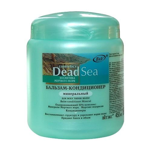 Витэкс Бальзам-кондиционер Минеральный для всех типов волосВитэкс<br>Бальзам- кондиционер интенсивно питает и увлажняет кожу головы, повышает эластичность и упругость волос. Насыщает волосы минералами и микроэлементами Мертвого моря. Нормализует рН-баланс и усиливает кровообращение в клетках кожи головы, предотвращая ослабление волос. Благодаря особым кондиционерам волосы приобретают здоровый вид и защиту от воздействия горячего воздуха фена, легко расчесываются и укладываются в прическу. Бальзам дарит волосам мягкость, шелковистость и здоровый блеск по всей длине.<br><br>Вес кг: 0<br>Бренд: Витэкс<br>Объем мл: 200<br>Тип волос: все типы волос<br>Действие: увлажнение, питание, легкое расчесывание, блеск и эластичность, термозащита<br>Тип средства для волос: кондиционер, бальзам<br>Страна производитель: Белоруссия