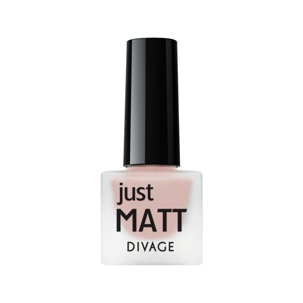 Divage Лак для ногтей Just Matt (5622 розовый)Divage<br>Легкая мягкая текстура лака позволяет выполнить маникюр с эффектом матового покрытия. Настоящая бархатная фантазия для твоего образа. Лак выравнивает неровности ногтевой пластины и позволяет создать идеальный маникюр с насыщенным цветом в один слой. Коллекция постоянно дополняется и обновляется новыми актуальными цветами. С оттенками коллекции JUST MATT легко воплотить в жизнь различные nail-дизайны, и каждый раз ваш маникюр будет смотреться стильно и по-новому!<br>Мнение эксперта:<br>Как продлить стойкость лака до 5 дней? DIVAGE готов поделиться секретом! Для стойкого и равномерного нанесения используй основу под лак, а для усиления матового эффекта и быстрого высыхания подойдёт топ - покрытие SO MATT от DIVAGE<br>Состав:<br>Бутилацетат, этилацетат, нитроцеллюлоза, изопропиловый спирт, формальдегидная смола, фталевый ангедрид, камфора, бензофенон 1, стеаралкониум. Может содержать: орлюмы - красный, белый, желто-зеленый, глиттеры полимерные, CI 77891, CI 77491, CI 15850, CI 19140, CI 77742, CI77499<br><br>Вес г: 47<br>Бренд : Divage<br>Объем мл: 7<br>Вид лака : классичекий<br>Эффект на ногтях : матовый<br>Страна производитель : Россия