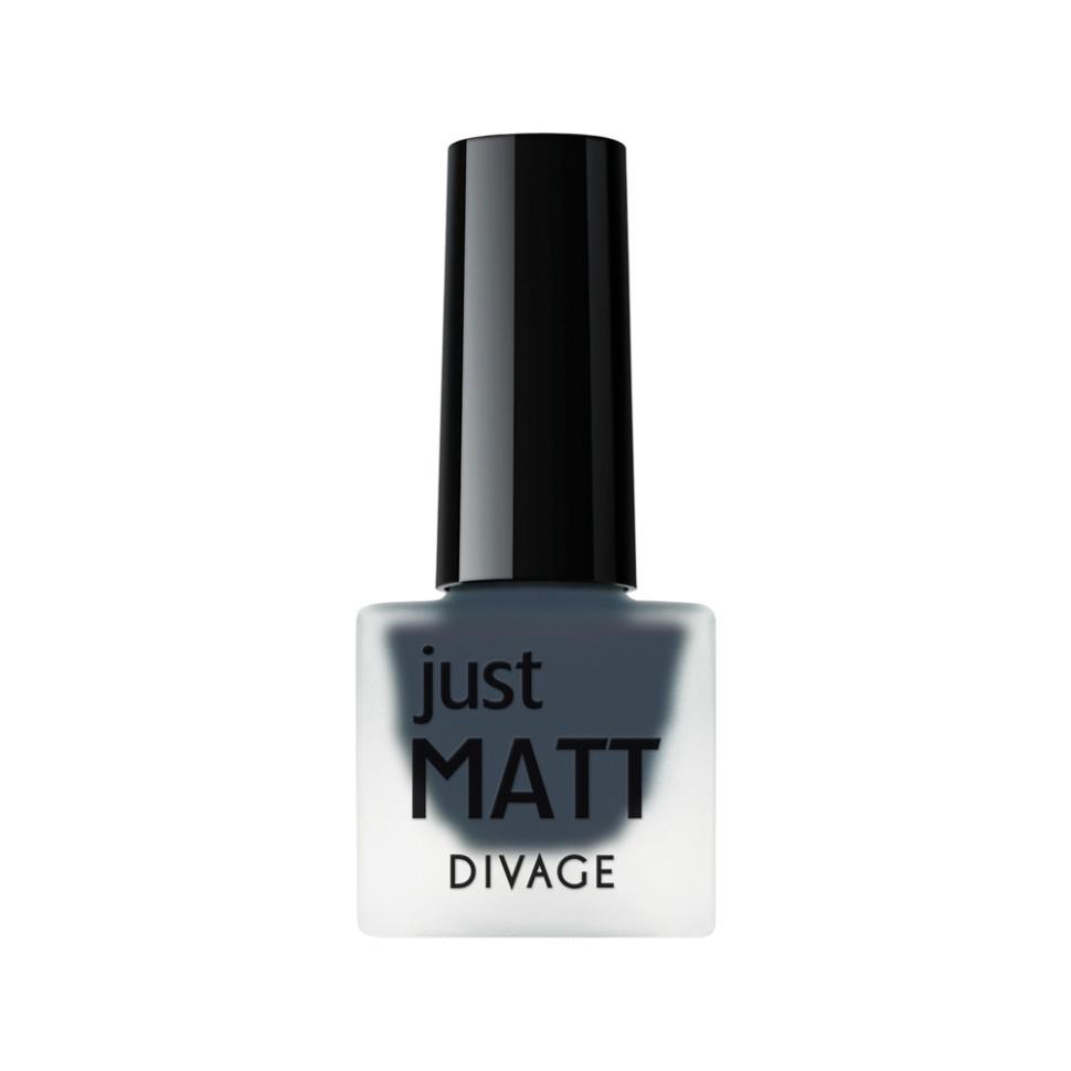 Divage Лак для ногтей Just Matt (5601 синий)Divage<br>Легкая мягкая текстура лака позволяет выполнить маникюр с эффектом матового покрытия. Настоящая бархатная фантазия для твоего образа. Лак выравнивает неровности ногтевой пластины и позволяет создать идеальный маникюр с насыщенным цветом в один слой. Коллекция постоянно дополняется и обновляется новыми актуальными цветами. С оттенками коллекции JUST MATT легко воплотить в жизнь различные nail-дизайны, и каждый раз ваш маникюр будет смотреться стильно и по-новому!<br>Мнение эксперта:<br>Как продлить стойкость лака до 5 дней? DIVAGE готов поделиться секретом! Для стойкого и равномерного нанесения используй основу под лак, а для усиления матового эффекта и быстрого высыхания подойдёт топ - покрытие SO MATT от DIVAGE<br>Состав:<br>Бутилацетат, этилацетат, нитроцеллюлоза, изопропиловый спирт, формальдегидная смола, фталевый ангедрид, камфора, бензофенон 1, стеаралкониум. Может содержать: орлюмы - красный, белый, желто-зеленый, глиттеры полимерные, CI 77891, CI 77491, CI 15850, CI 19140, CI 77742, CI77499<br><br>Вес г: 47<br>Бренд : Divage<br>Объем мл: 7<br>Вид лака : классичекий<br>Эффект на ногтях : матовый<br>Страна производитель : Россия