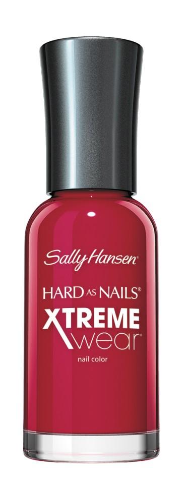 Sally Hansen Xtreme Wear Лак для ногтей (160 бордовый)Sally Hansen<br>Руководство по выбору:<br>Выбирайте оттенок исходя из настроения, повода и типа внешностиСпособ применения:<br>Наносить на очищенные от лака сухие ногти<br>Описание:<br>Разные оттенки стойкого маникюра! Ингредиенты для прочности ногтей, великолепный  блеск и цвет лака!<br>Состав:<br>Комплекс микро-блеск, титан, кальций<br><br>Вес г: 80<br>Бренд : Sally Hansen<br>Объем мл: 11<br>Вид лака : классичекий<br>Эффект на ногтях : перламутровый<br>Страна производитель : СОЕДИНЕННЫЕ ШТАТЫ АМЕРИКИ