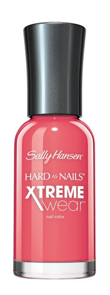 Sally Hansen Xtreme Wear Лак для ногтей (405-66 розовый)Sally Hansen<br>Руководство по выбору:<br>Выбирайте оттенок исходя из настроения, повода и типа внешностиСпособ применения:<br>Наносить на очищенные от лака сухие ногти<br>Описание:<br>Разные оттенки стойкого маникюра! Ингредиенты для прочности ногтей, великолепный  блеск и цвет лака!<br>Состав:<br>Комплекс микро-блеск, титан, кальций<br><br>Вес г: 80<br>Бренд : Sally Hansen<br>Объем мл: 11<br>Вид лака : классичекий<br>Эффект на ногтях : перламутровый<br>Страна производитель : СОЕДИНЕННЫЕ ШТАТЫ АМЕРИКИ