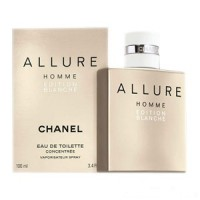 Chanel ALLURE HOMME EDITION BLANCHE парфюмерная вода 100мл муж.