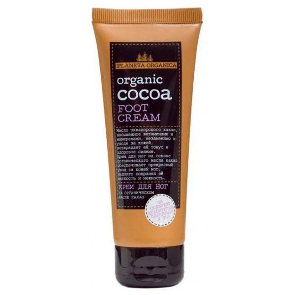Planeta Organica Крем для ног Organic Cocoa