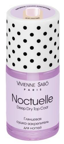 Vivienne Sabo глянцевая сушка-закрепитель для ногтей Noctuelle