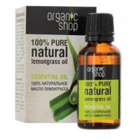 Organic shop Эфирное масло лемонграсса