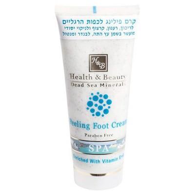 Health Beauty Крем-пилинг для ступней ног