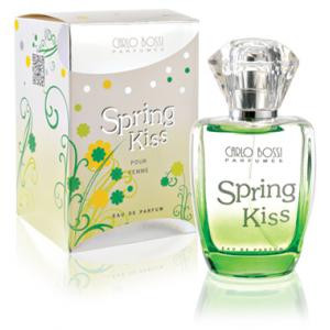Carlo Bossi женская Парфюмированная вода Spring Kiss Lacoste For Women Lacoste 100 мл — Makeup market