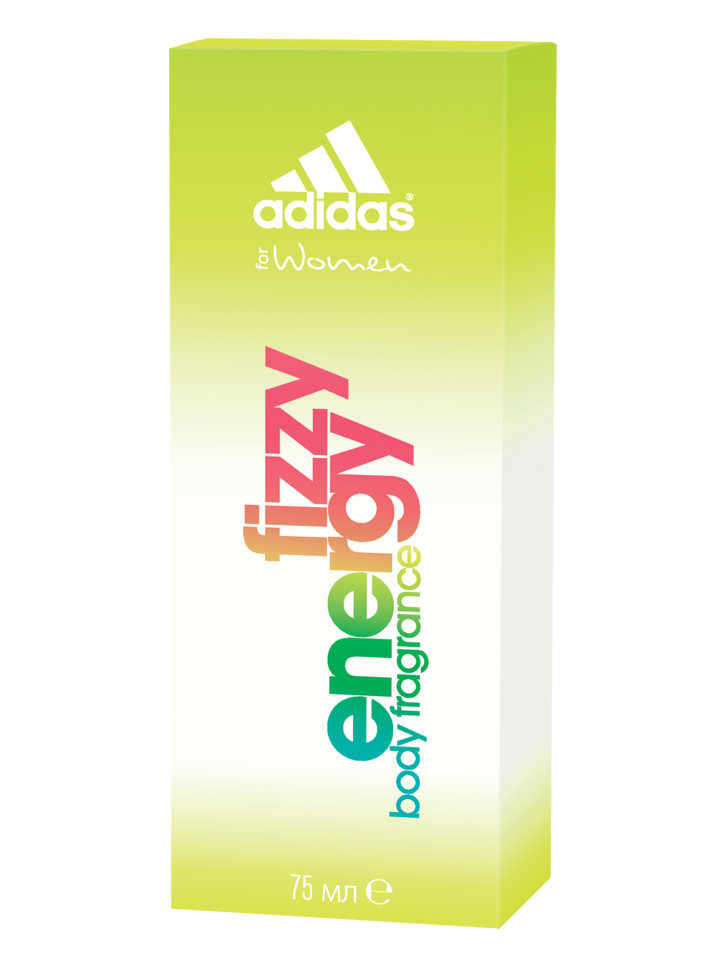 Adidas Fizzy Energy Парфюмерная вода 75 мл