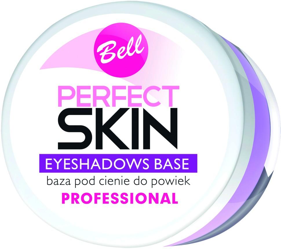 Bell База под тени для век Perfect Skin Eyeshadow Base