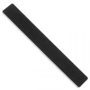 SOPHIN Пилка ПРОФ для ногтей широкое полотно Черная 100/180