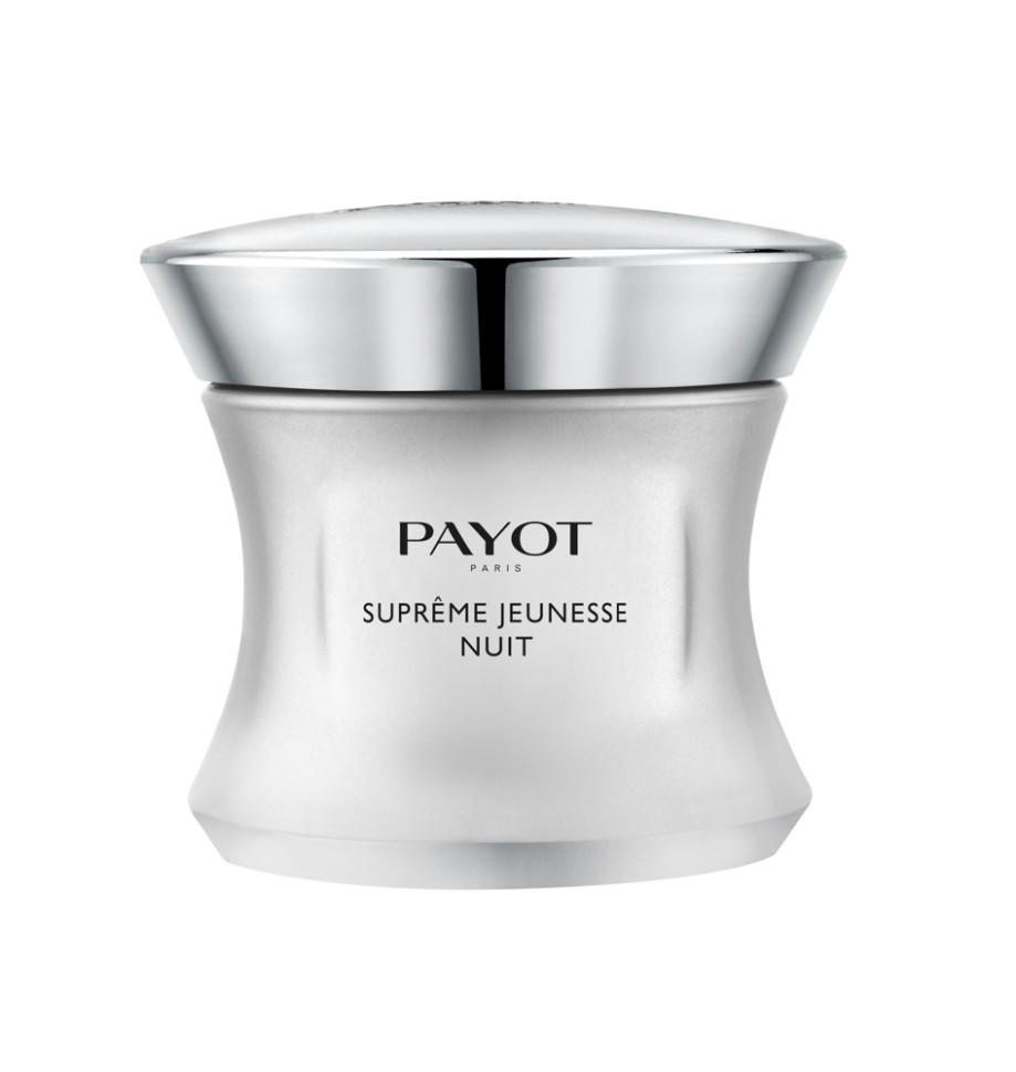 Payot Supreme Jeunesse Ночной крем (для лица и шеи) с непревзойденным омолаживающим эффектом 50 мл