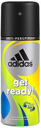 Adidas Део-спрей антиперспирант для мужчин Get Ready!
