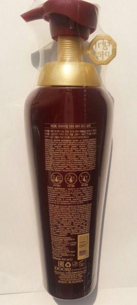 DOORI Daeng Gi Meo Ri Premium Шампунь против выпадения волос (Doori)