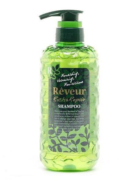 JAPONICA Reveur Шампунь RichRepair для питания и восстановления волос
