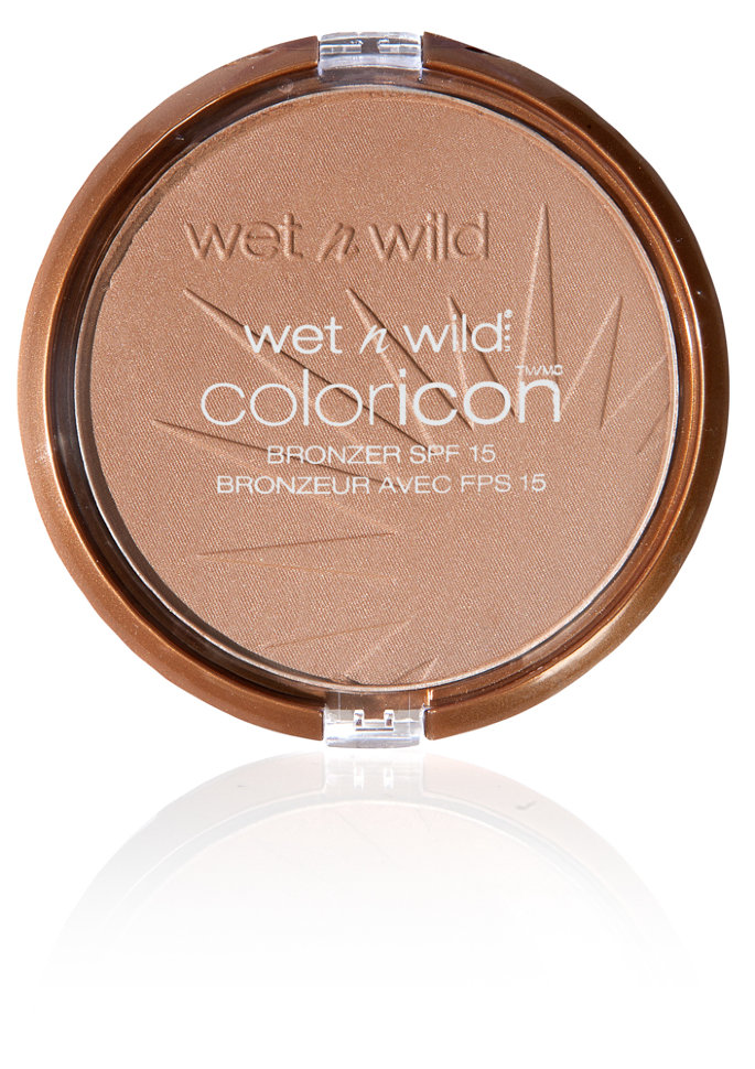 WetWild Wet n Wild Компактная пудра для лица Бронзатор Color Icon Bronzer (E739 ticket to brazil)