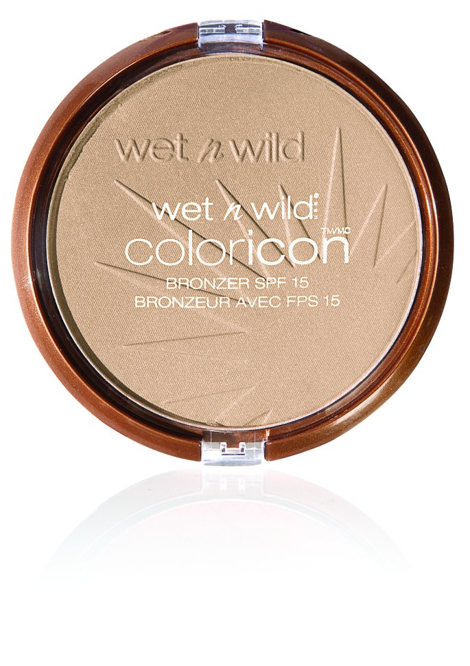 WetWild Wet n Wild Компактная пудра для лица Бронзатор Color Icon Bronzer (E7431 reserve your cabana)