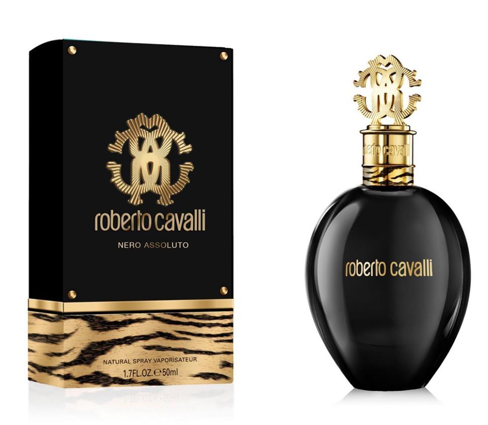 Roberto Cavalli Nero Assoluto Парфюмерная вода 50 мл (ROBERTO CAVALLI)